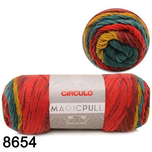 Fio Magicpull Circulo 200g COR 8654