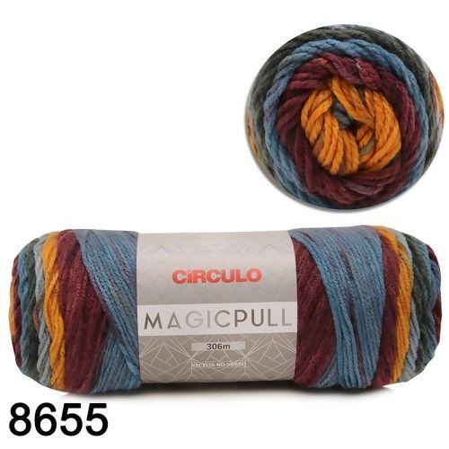Fio Magicpull Circulo 200g COR 8655