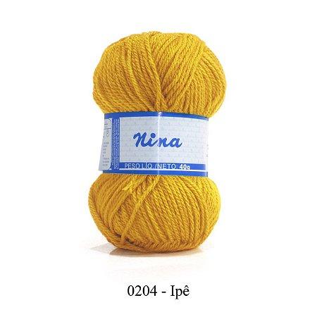 FIO NINA 40GR COR 204