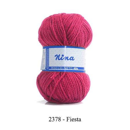 FIO NINA 40GR COR 2378