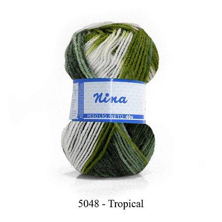FIO NINA 40GR COR 5048 TROPICAL