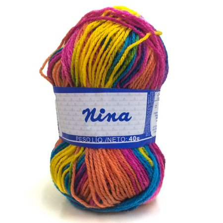 FIO NINA 40GR COR 8030 NAVEGANTE