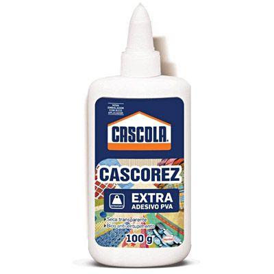 Cola Cascorez Extra Adesivo PVA 100g
