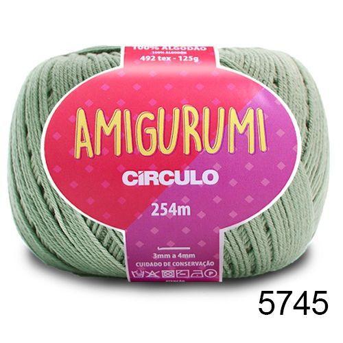 LINHA AMIGURUMI 125 G COR 5745
