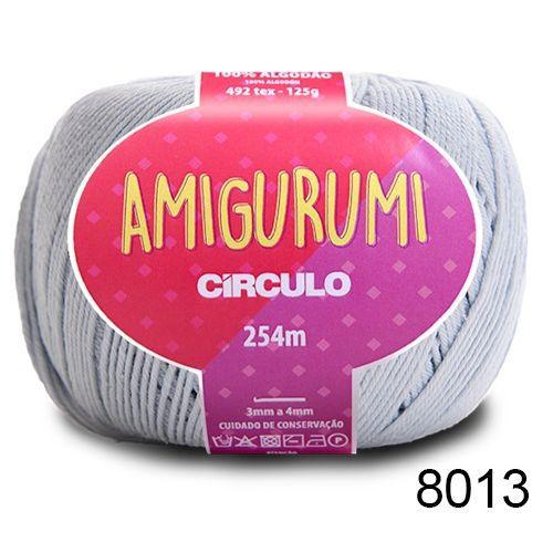 LINHA AMIGURUMI 125 G COR 8013