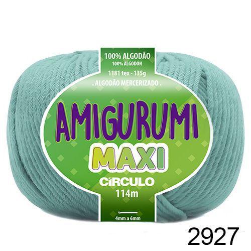 FIO AMIGURUMI MAXI 135 GR 114 MTS COR 2927