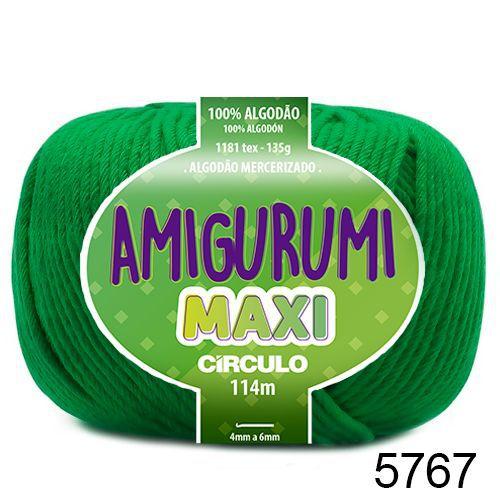 FIO AMIGURUMI MAXI 135 GR 114 MTS COR 5767
