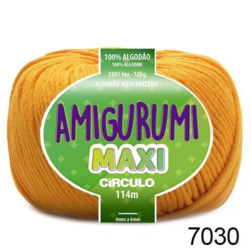 FIO AMIGURUMI MAXI 135 GR 114 MTS COR 7030