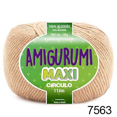FIO AMIGURUMI MAXI 135 GR 114 MTS COR 7563