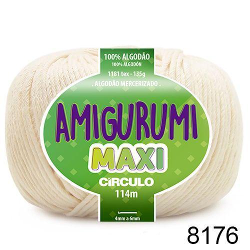 FIO AMIGURUMI MAXI 135 GR 114 MTS COR 8176