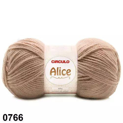 LA ALICE CIRCULO COR 766 100G