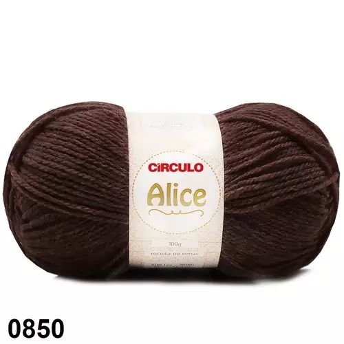 LA ALICE CIRCULO COR 850 100G