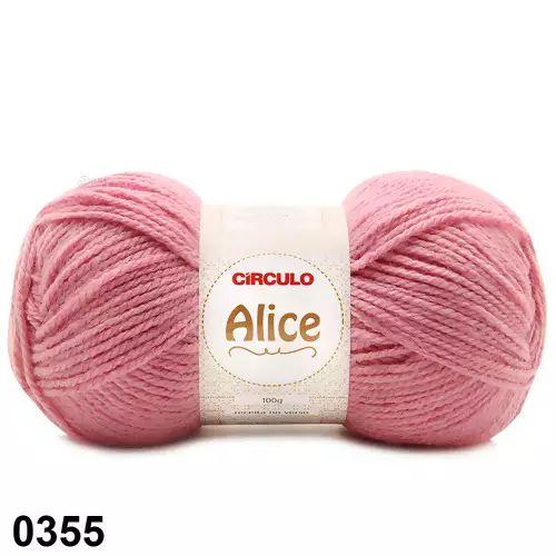 LA ALICE CIRCULO COR 355 100G
