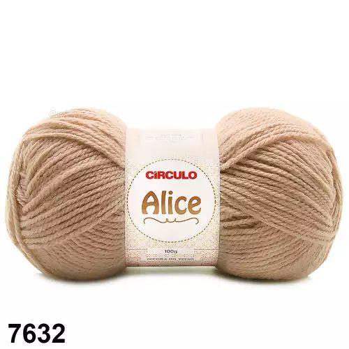 LA ALICE CIRCULO COR 7632 PORCELANA 100G