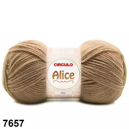 LA ALICE CIRCULO COR 7657 100G