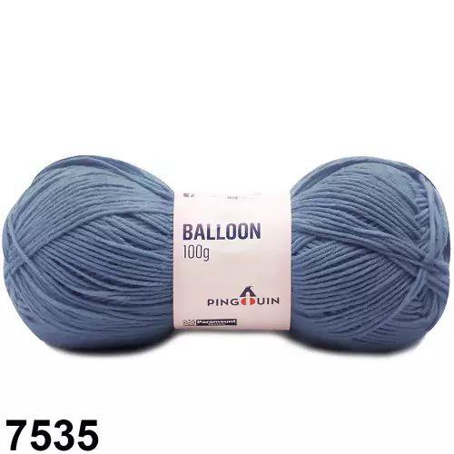 FIO BALLOON 100 GR PINGOIN COR 7535