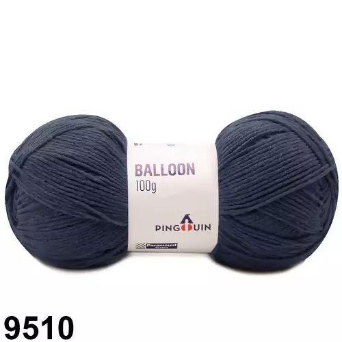 FIO BALLOON 100 GR PINGOIN COR 9510