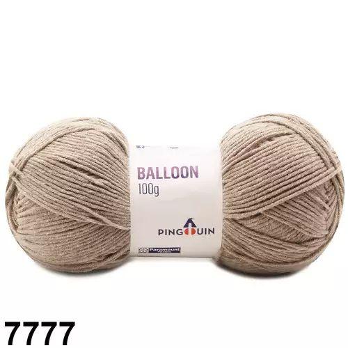 FIO BALLOON 100 GR PINGOIN COR 7777