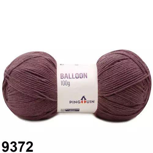 FIO BALLOON 100 GR PINGOIN COR 9372