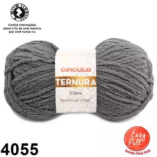 FIO TERNURA 230 M CIRCULO COR 4055