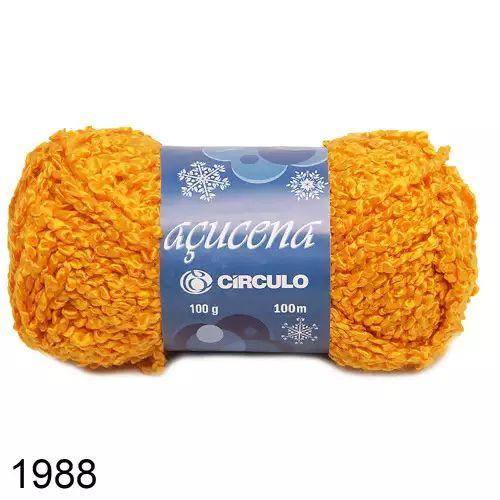 LINHAS CIRCULO ACUCENA 100 G COR 1988