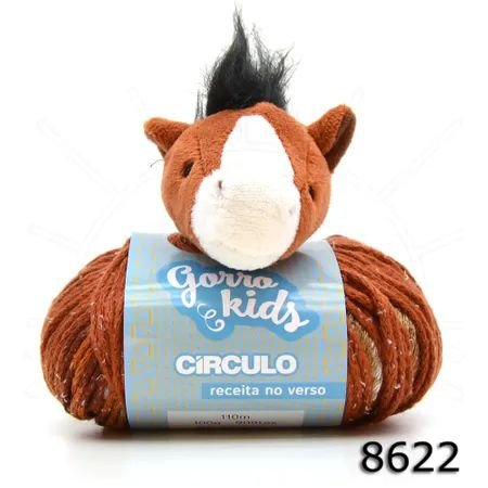 GORRO KIDS CIRCULO 110 M COR 8622
