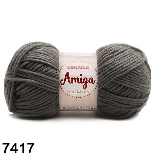 FIO AMIGA 100 GR COR 7417
