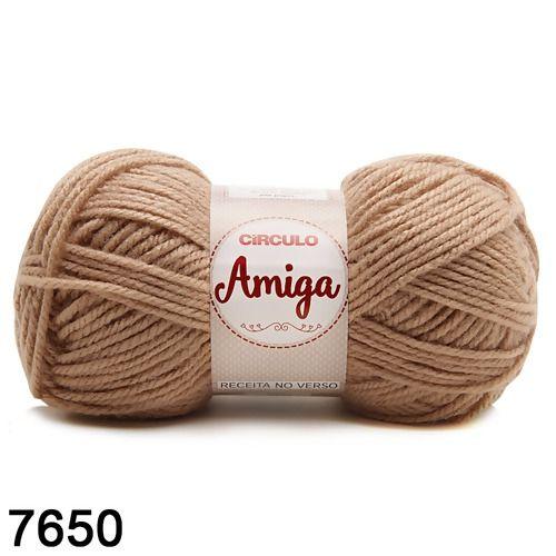 FIO AMIGA 100 GR COR 7650