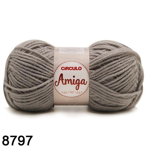 FIO AMIGA 100 GR COR 8797