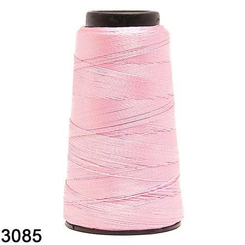 LINHA LIZA GROSSA COR 3085 ROSA CANDY