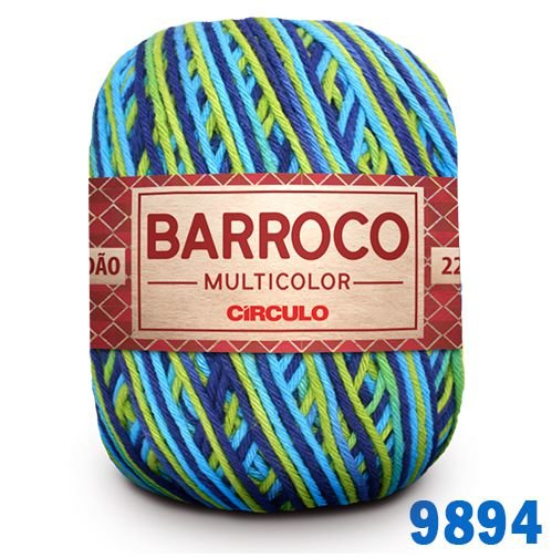 BARROCO MULTICOLOR 4 6 200g COR 9894