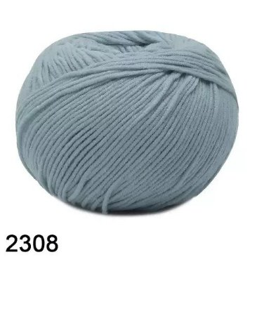 FIO AMIGURUMI SOFT 150 MTS COR 2308 ALGA