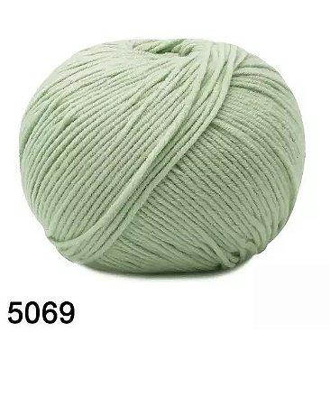 FIO AMIGURUMI SOFT 150 MTS COR 5069 SAMAMBAIA