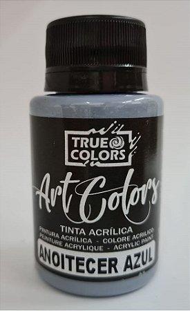 TINTA ACRILICA ARTCOLORS 60 ML ANOITECER AZUL