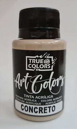 TINTA ACRILICA ARTCOLORS 60 ML CONCRETO