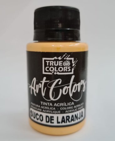 TINTA ACRILICA ARTCOLORS 60 ML SUCO DE LARANJA