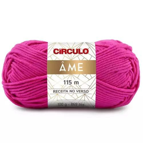 FIO AME COR 334 PINK 100 GR