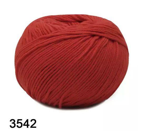 FIO AMIGURUMI SOFT 150 MTS COR 3542 AMOR