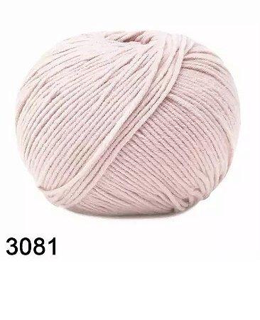 FIO AMIGURUMI SOFT 150 MTS COR 3081 ROSADO