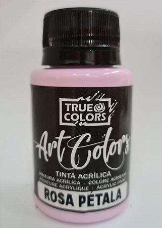 TINTA ACRILICA ARTCOLORS 60 ML ROSA PETALA