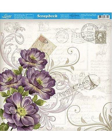 SCRAPBOOK DUPLA FACE SD 918