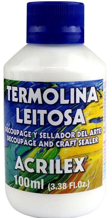 TERMOLINA LEITOSA ACRILEX 100 ML