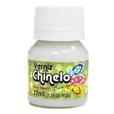 Verniz Chinelo 37 ml Glitter