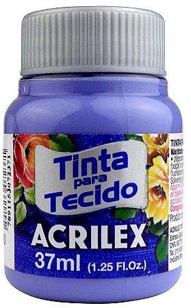 TINTA PARA TECIDO ACRILEX AZUL ARDOSIA 37 ML
