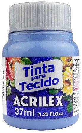 TINTA PARA TECIDO ACRILEX AZUL COUNTRY 37 ML