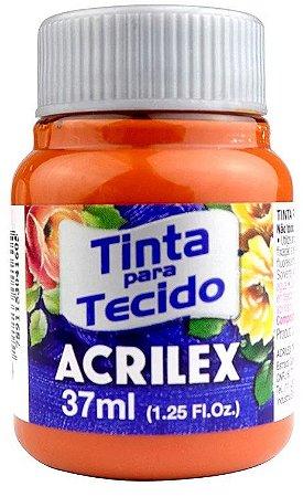 TINTA PARA TECIDO ACRILEX CARAMELO 37 ML