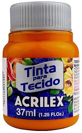 TINTA PARA TECIDO ACRILEX CENOURA 37 ML
