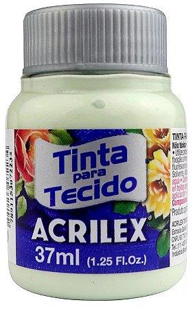 TINTA PARA TECIDO ACRILEX ERVA DOCE 37 ML