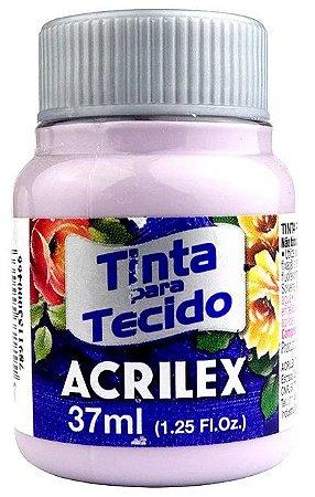 TINTA PARA TECIDO ACRILEX LAVANDA 37 ML