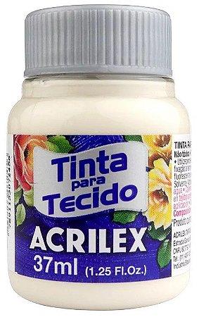 TINTA PARA TECIDO ACRILEX PALHA 37 ML